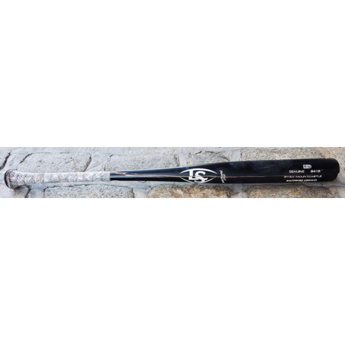 Ryan Mountcastle: Bat - Game Used (6/9/21 vs. Mets)