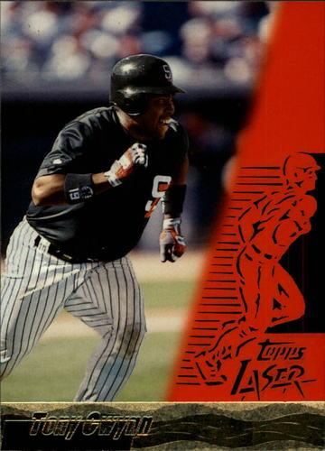 Photo of 1996 Topps Laser #43 Tony Gwynn