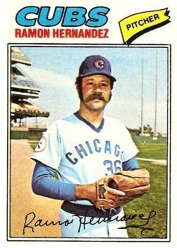 Photo of 1977 Topps #468 Ramon Hernandez