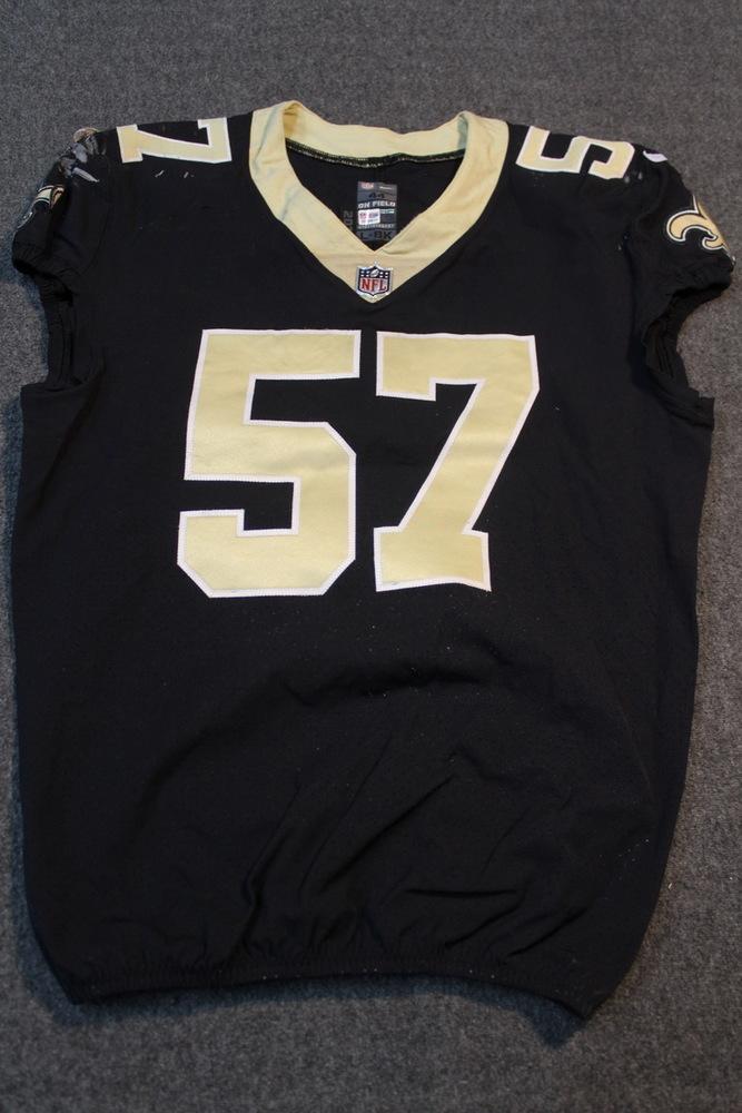 low priced 887b6 a38f0 NFL Auction | SPORT RELIEF - SAINTS ALEX OKAFOR GAME WORN ...