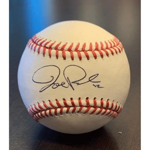 Photo of Giants Metallica Auction: Joe Panik Autographed Baseball