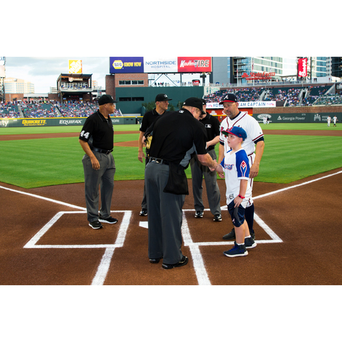 Photo of Atlanta Braves Honorary Team Captain Experience (2020 Season)