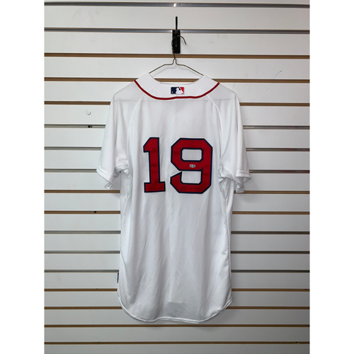 Photo of Koji Uehara Autographed Authentic Home Jersey