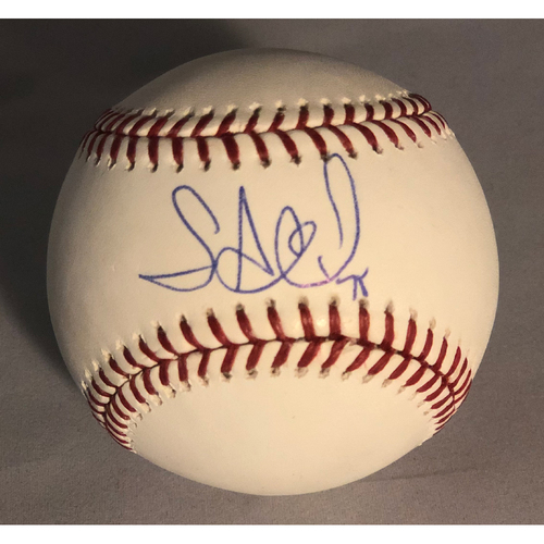 Photo of Scott Alexander Authentic Autographed Baseball