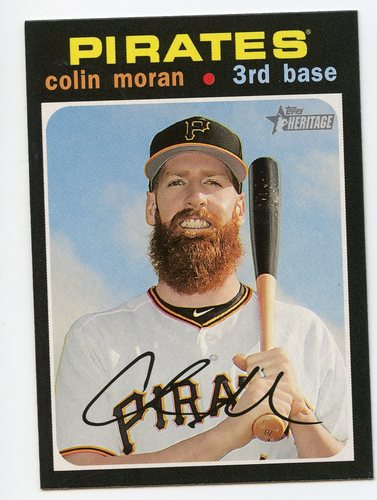 Photo of 2020 Topps Heritage #86 Colin Moran