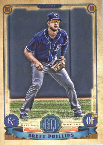 Photo of 2019 Topps Gypsy Queen #90 Brett Phillips
