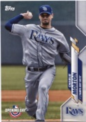 Photo of 2020 Topps Opening Day #113 Charlie Morton