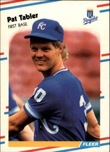 Photo of 1988 Fleer Update #36 Pat Tabler