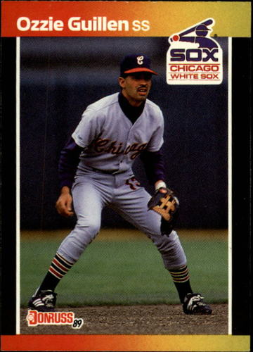 Photo of 1989 Donruss #176 Ozzie Guillen