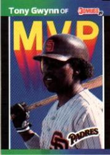 Photo of 1989 Donruss Bonus MVP's #BC20 Tony Gwynn