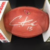 Cardinals - Christian Kirk Signed Authentic Football