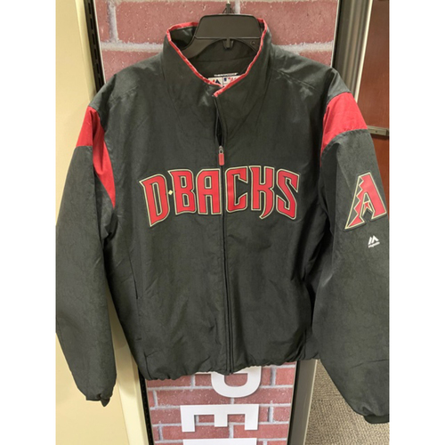 Photo of Matt Andriese 2019 Team-Issued On-Field Jacket (Size L)