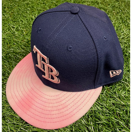 Photo of Team Issued Mother's Day Cap: Anthony Banda - May 12, 2019 v NYY