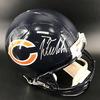 Bears - Justin Fields Signed Authentic Proline Helmet