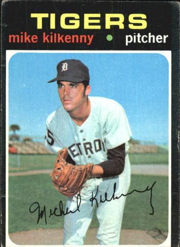 Photo of 1971 Topps #86 Mike Kilkenny