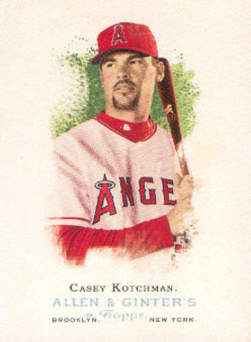 Photo of 2006 Topps Allen and Ginter #96 Casey Kotchman