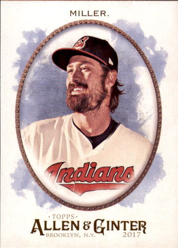 Photo of 2017 Topps Allen and Ginter #238 Andrew Miller