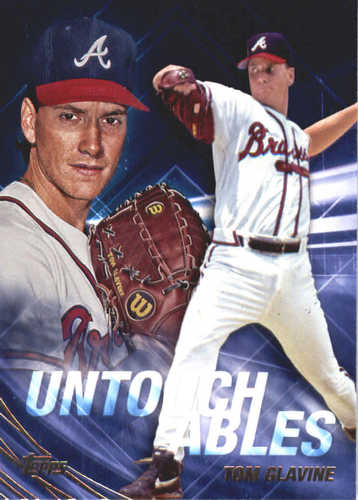 Photo of 2017 Topps Update Untouchables #U6 Tom Glavine