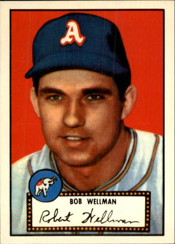 Photo of 1983 Topps 1952 Reprint #41 Bob Wellman