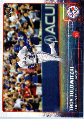 Photo of 2015 Topps Update #US268 Troy Tulowitzki