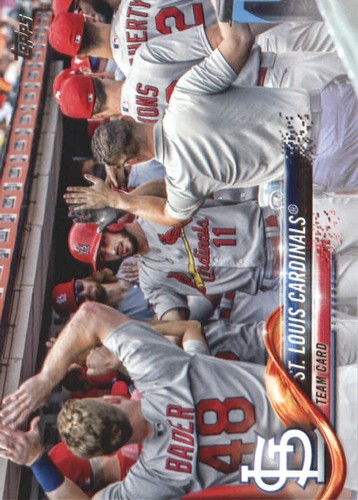 Photo of 2018 Topps #690 St. Louis Cardinals