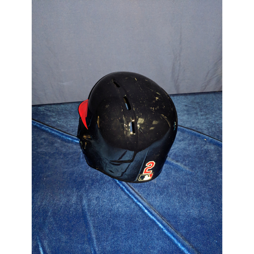 Photo of Andrelton Simmons 80's Style Game-Used Helmet