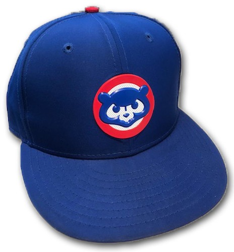 Photo of Chad Noble Team-Issued 2018 BP Cap -- Size 7 1/8