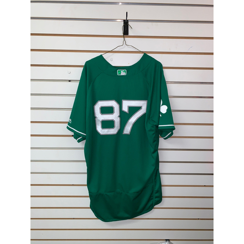 Photo of #87 Team Issued St Patrick's Day Jersey