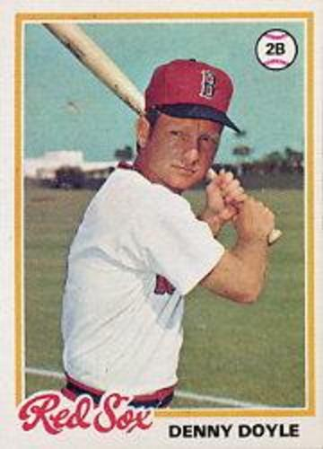 Photo of 1978 Topps #642 Denny Doyle