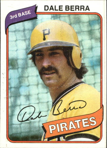 Photo of 1980 Topps #292 Dale Berra