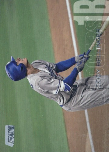 Photo of 2018 Stadium Club #111 Cody Bellinger