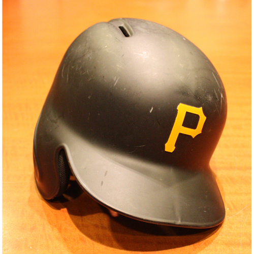 Photo of 2019 Team Issued Helmet - Kyle Crick - Size 7 1/4