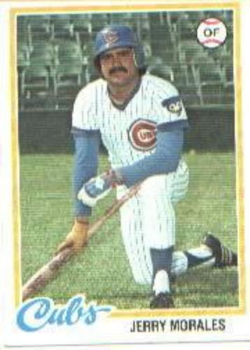 Photo of 1978 Topps #175 Jerry Morales