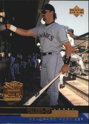 Photo of 2000 Upper Deck #103 Larry Walker
