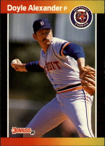Photo of 1989 Donruss #178 Doyle Alexander