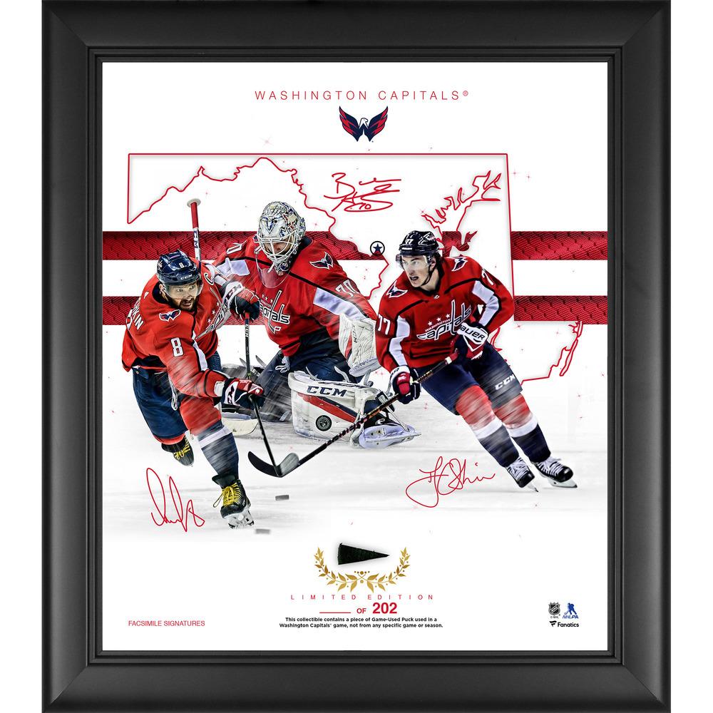Washington Capitals Framed 15