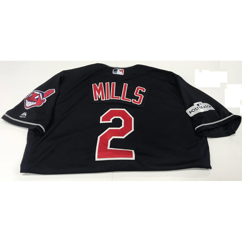 Photo of Brad Mills Team-Issued 2017 Post Season Jersey