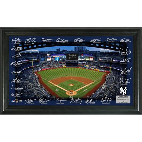 Photo of Serial #1! New York Yankees 2018 Signature Field