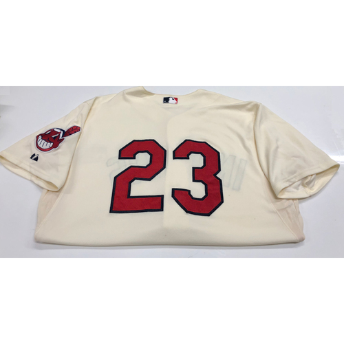 Photo of Michael Brantley 2013 Alternate Home Jersey
