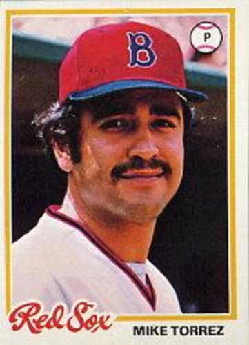 Photo of 1978 Topps #645 Mike Torrez