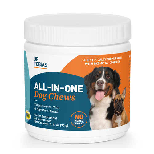 Photo of ALL-IN-ONE DOG CHEWS
