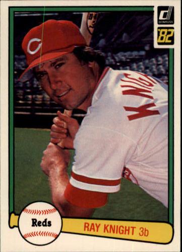 Photo of 1982 Donruss #374 Ray Knight