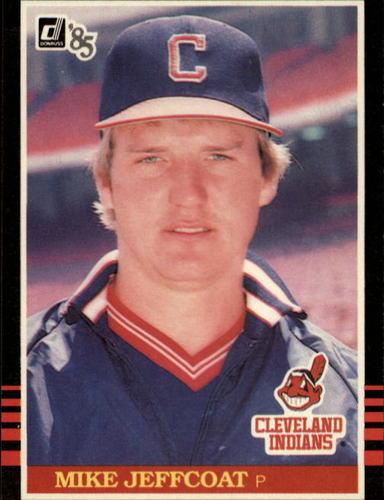 Photo of 1985 Donruss #251 Mike Jeffcoat