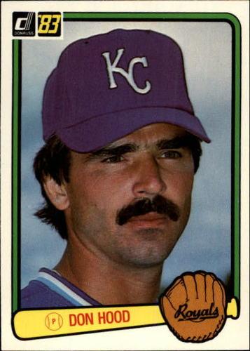 Photo of 1983 Donruss #390 Don Hood