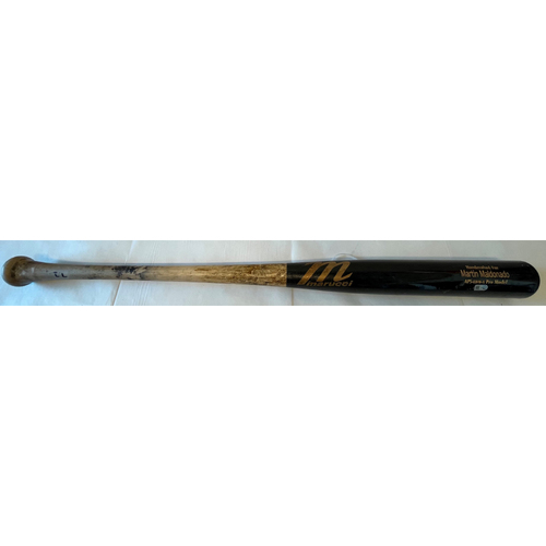 Photo of Martin Maldonado Team Issued Bat