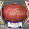 Bears - Roquan Smith Signed Authentic Football