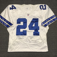 PCF - COWBOYS MARION BARBER SIGNED COWBOYS AUTHENTIC JERSEY - SIZE 48