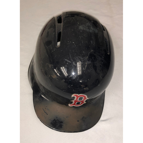 Photo of Blake Swihart Game-Used September 26, 2015 Batting Helmet