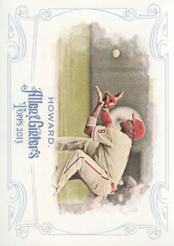 Photo of 2013 Topps Allen and Ginter #247 Ryan Howard