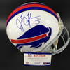 Bills - Tyrod Taylor Signed Proline Helmet